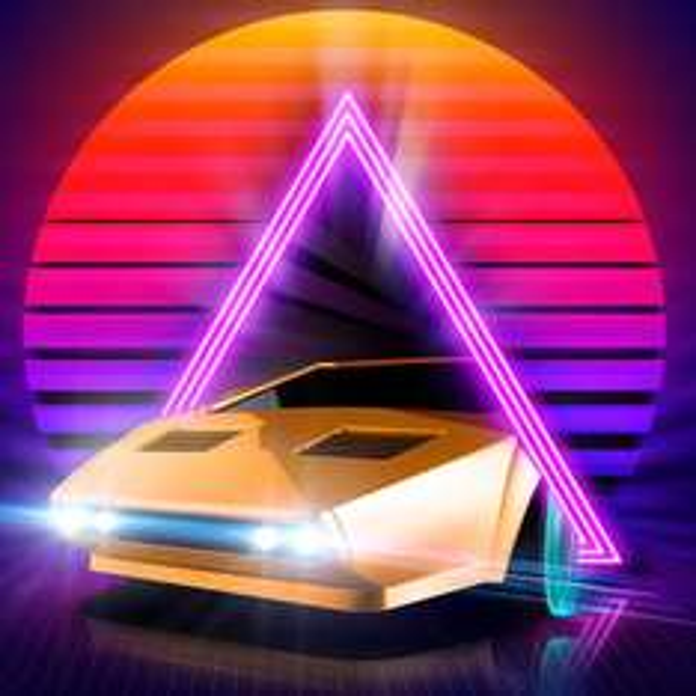 Neon Drive - '80s style arcade game gratuit sur iOS (au lieu de 3.99€)