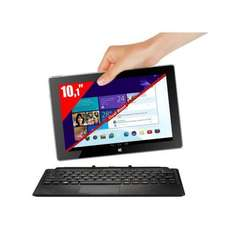 "Tablette 10.1"" Thomson 2 en 1 - THBK1 Dual Boot Windows 8.1/Android 4.2 + Pack accessoires"