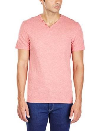 Tee-shirt homme Celio - rose (L ou XL)