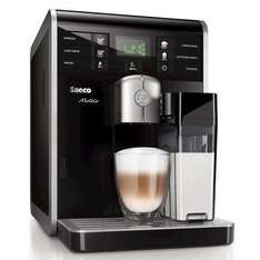 Machine à Espresso Automatique Saeco Moltio One Touch HD8769/01 avec Carafe à Lait