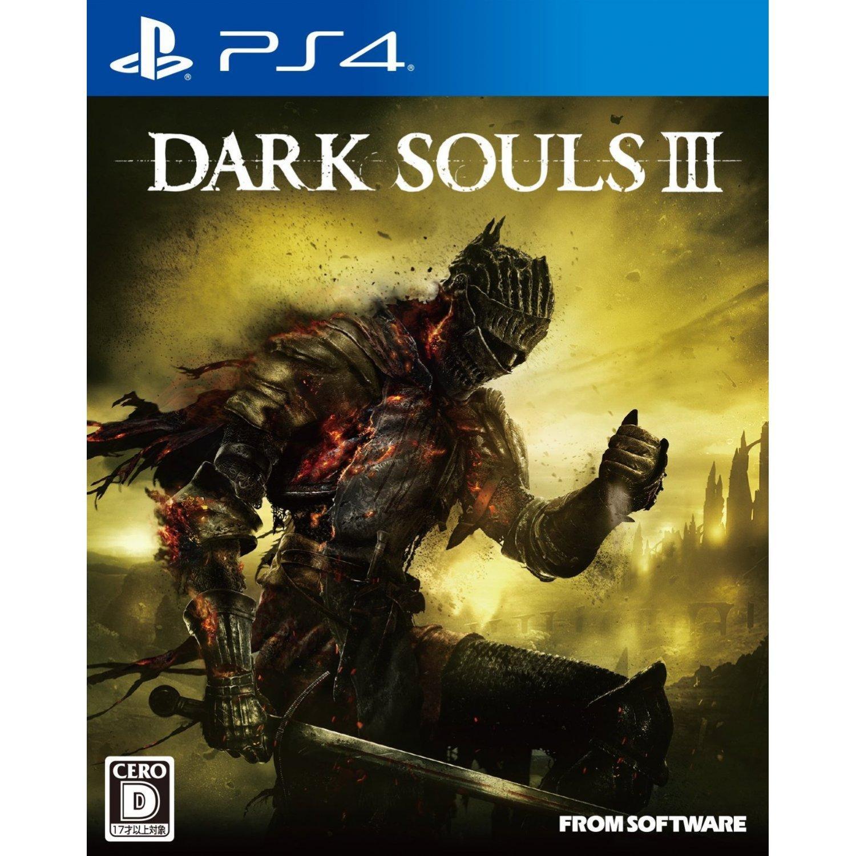 Dark Souls 3 sur PS4 (Version Japonaise)