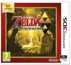 The Legend of Zelda : A Link Between Worlds sur Nintendo 3DS
