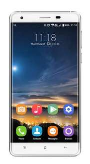 "[Précommande] Smartphone 5.5"" Oukitel K6000 Pro - 32 Go"