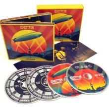 Led Zeppelin Celebration Day Deluxe Edition (2 CD + DVD + Blu-ray) - 12.99€ @ Fnac pour les adhérents ou
