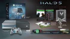 Pack Console Microsoft Xbox One 1 To - Edition limitée Halo 5 : Guardians
