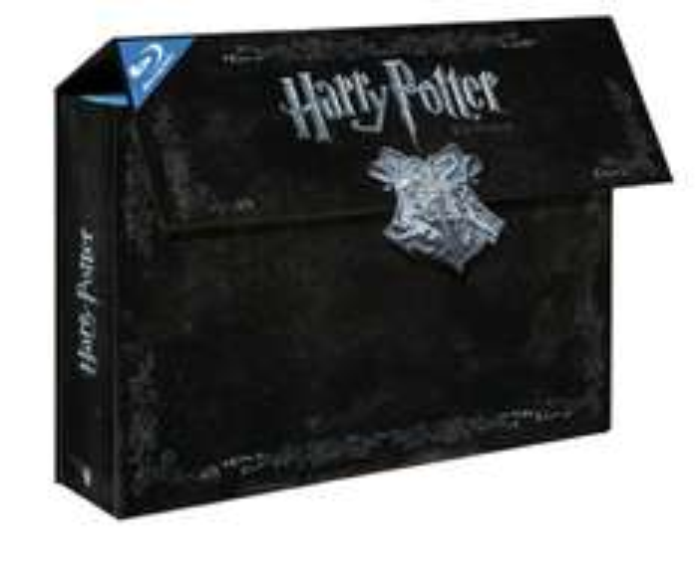 L'intégrale Blu-ray Harry Potter (8 films + bonus)
