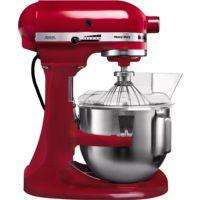 Robot pâtissier KitchenAid 5KPM5EER Pro - Rouge empire