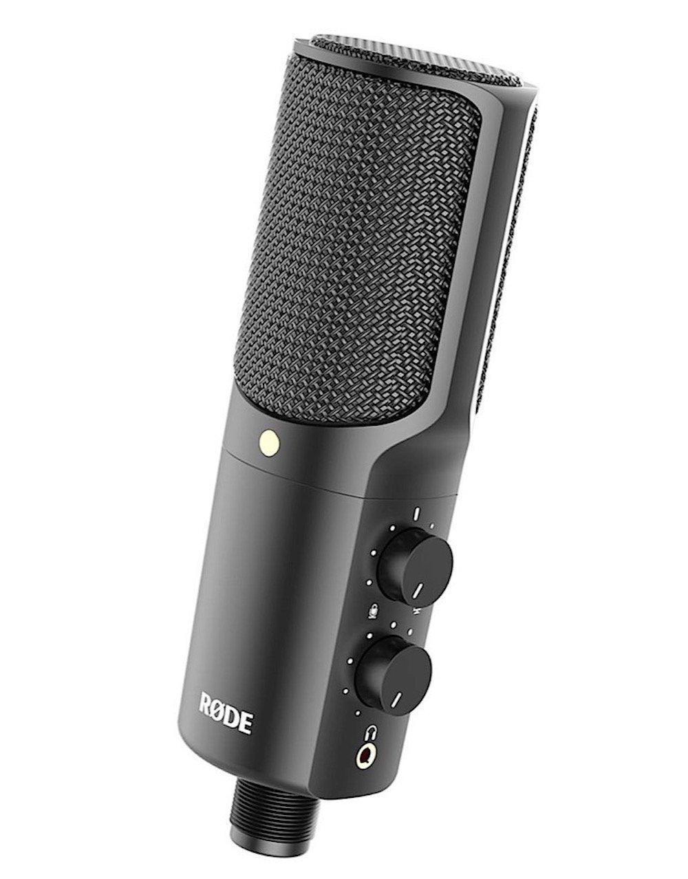 Microphone Rode NT-USB - Noir