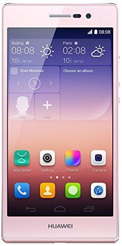 """Smartphone 5"""" Huawei Ascend P7 - Rose"""
