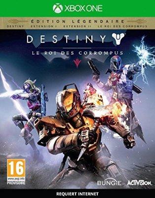 Destiny: Le Roi des Corrompus sur PS4 / Xbox One en ligne et en magasin