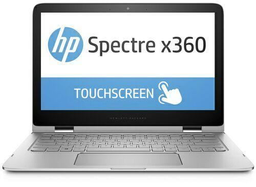 """Jusqu'à 150€ de réduction sur une sélection de PC portables - Ex: PC portable tactile 13.3"""" HP Spectre x360 13-4104nf (i5-6200U, 8 Go RAM, 256 GO SSD)"""