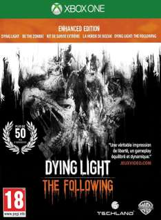 Dying Light : The Following Enhanced Edition sur Xbox One