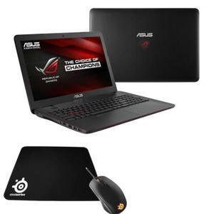 """PC portable 15.6"""" Asus GL551VW-FW265T + Souris Gaming Steelseries + Tapis Steelseries + Far Cry Primal (dématérialisé)"""