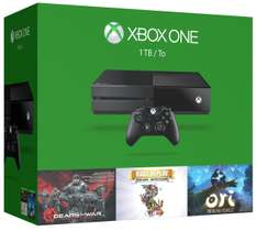 Sélection de Packs Xbox One 1To à 319€ - Ex : Console Microsoft Xbox One 1To + Gears of War: Ultimate Edition + Rare Replay + Ori and the Blind Forest