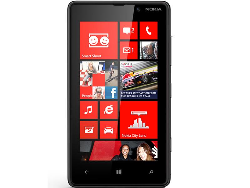 Smartphone Nokia Lumia 820 Noir