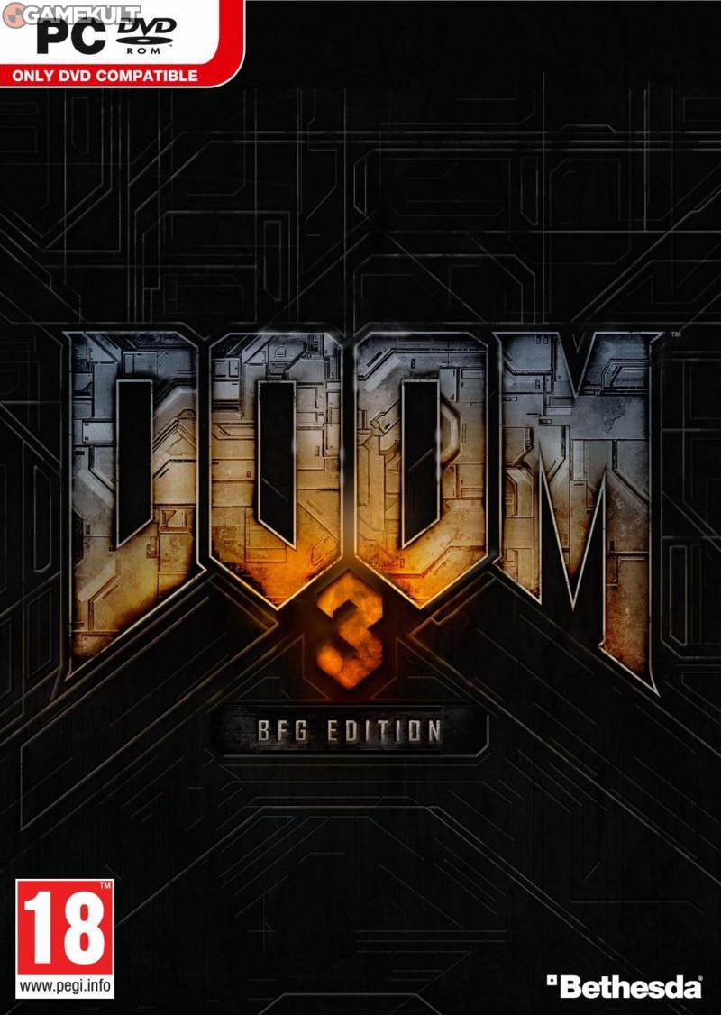 Doom 3 BFG Edition sur PC - avec Doom 1, 2, 3 et Resurrection of Evil (dématérisalisés)