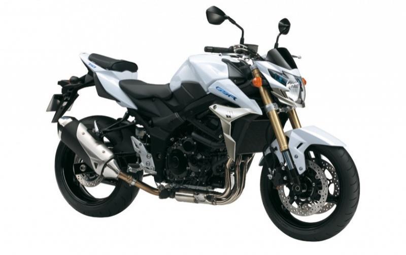 Sélection de motos Suzuki en promotion - Ex : GSR 750 (ABS)