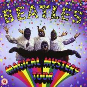 the beatles Magical Mystery Tour (Coffret DVD + Blu-ray + Double Vinyle 45 Tours Mono Collector + Livret 60 pages)