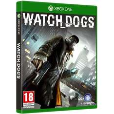 Watch Dogs sur Xbox One