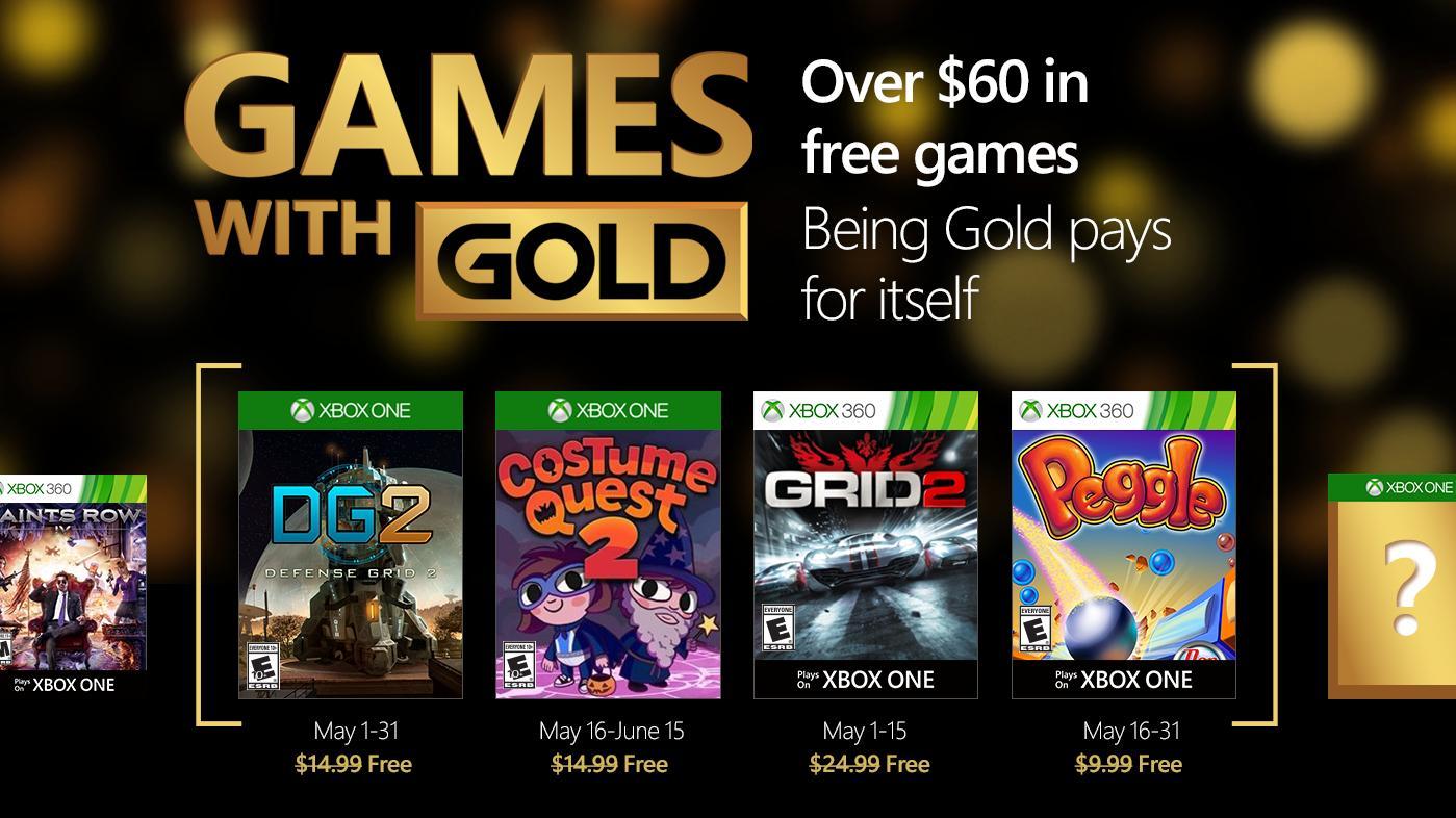 [Membres Gold] Sélection de Jeux gratuits sur Xbox One et Xbox 360 - Ex : Defense Grid 2 gratuit sur Xbox One