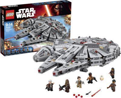 Lego 75105 Star Wars : Millennium Falcon