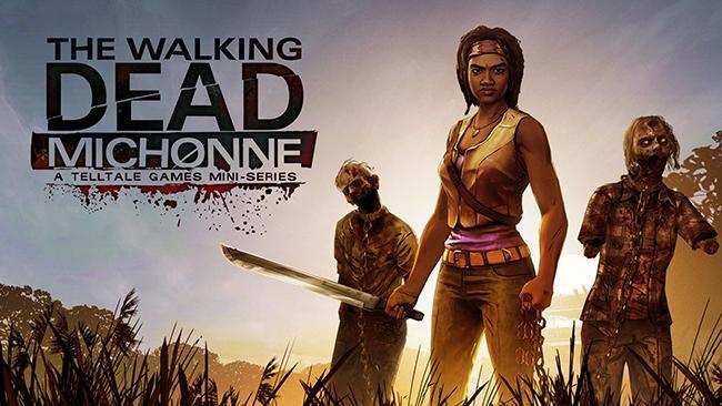 The Walking Dead: Michonne - A Telltale Miniseries sur PC (Dématérialisé)