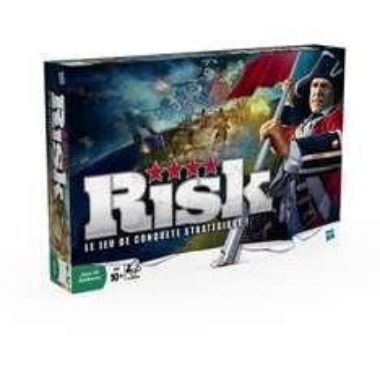 Sélection de Jeux de Société Hasbro en promotion - Ex : Jeu de stratégie Risk