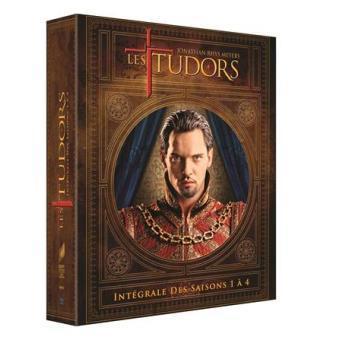 Coffret Blu-Ray Intégrale Les Tudors (Saisons 1 à 4)