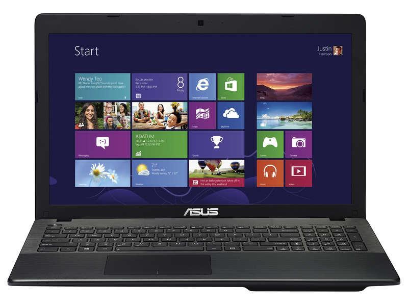 """PC portable 15.6"""" Asus X552MJ-SX07ST (N3540, 920M, 8 Go de RAM, 1 To)"""