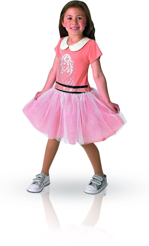 [Panier Plus] Déguisement Classique Pour Enfant Disney Violetta - Taille S