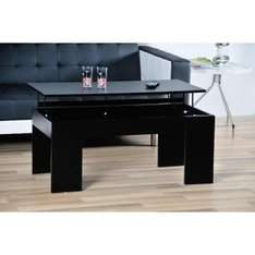 Table basse transformable Open