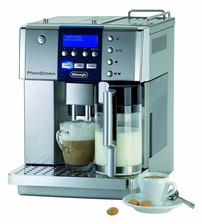 Machine à café automatique DeLonghi Esam 6600 PrimaDonna