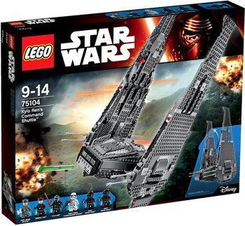 10% de réduction sur les Lego Star Wars - Ex : Kylo Ren's Command Shuttle