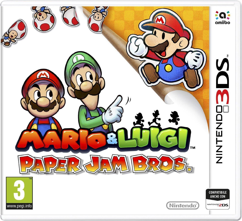 Mario & Luigi: Paper Jam Bros sur 3DS