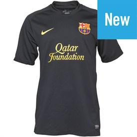 Nike Maillot Barcelone Away Homme Noir