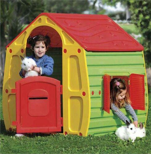 Maisonnette pour enfant Magical House - 102x90x109cm