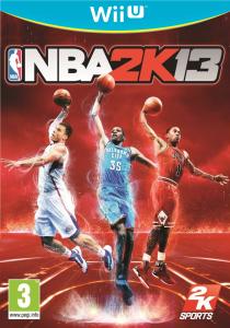 Jeu NBA 2K13 sur Wii U