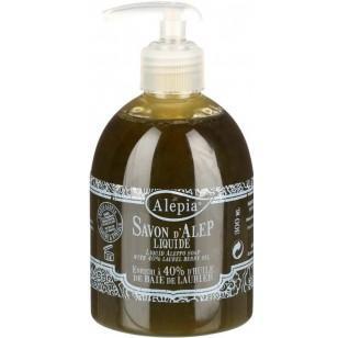 Savon d'Alep Liquide Premium 40% Laurier - 500 Ml