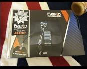 Trousse de toilette Gillette Fusion Proglide + 1 rasoir + 4 lames
