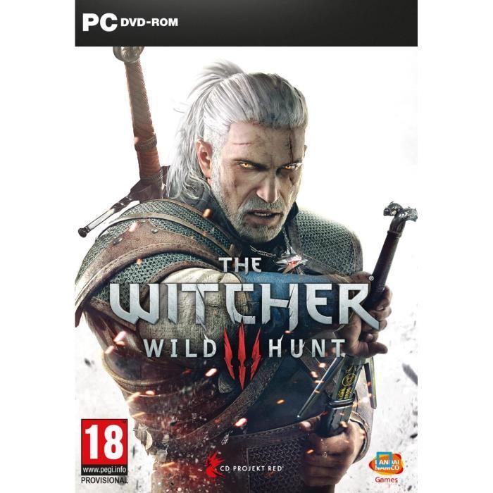 Jeu The Witcher 3 : Wild Hunt sur PC