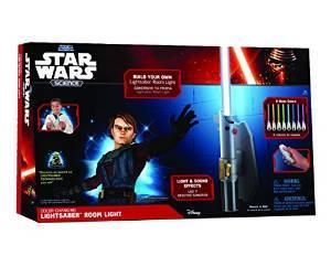 Sabre laser déco lumineuse Star Wars - 8 couleurs