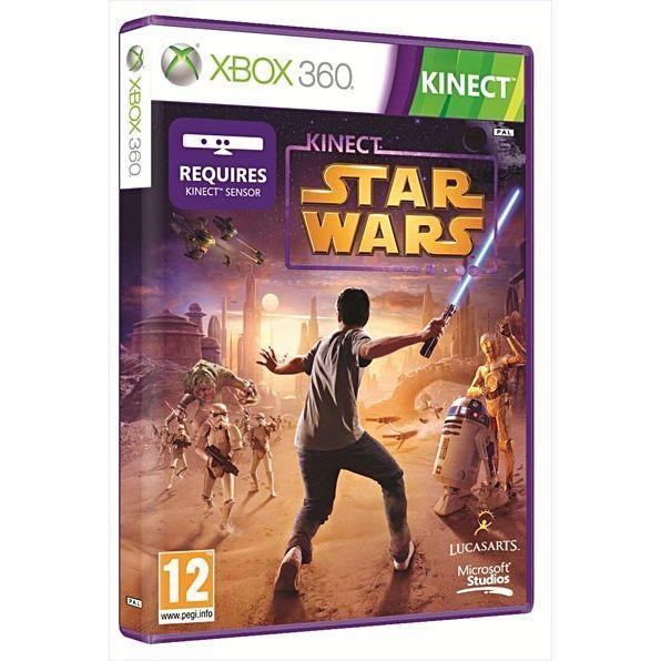Kinect Star Wars sur Xbox 360