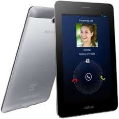 "Tablette 7"" Asus Fonepad Android 16Go Wifi - 3G - (Version double caméra)"