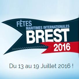 Billet adulte 3 jours Fêtes Maritimes Brest 2016 pour les habitants de Brest métropole