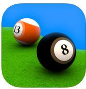 Sélection de 3 jeux iOS gratuits - Ex : Pool Break - 3D Billard et Snooker gratuit (au lieu de 1.99€)