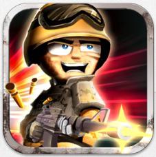 Tiny Troopers temporairement gratuit sur iOS (Au lieu de 0.89€)