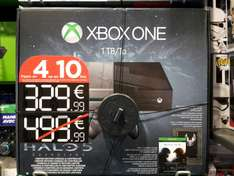 Pack Console Xbox One 1To Edition Collector + Halo 5 : Gardians