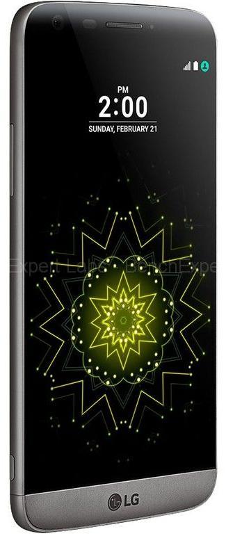 "Smartphone 5,3"" LG G5 H860N - Dual-Sim, 32 Go, Noir"