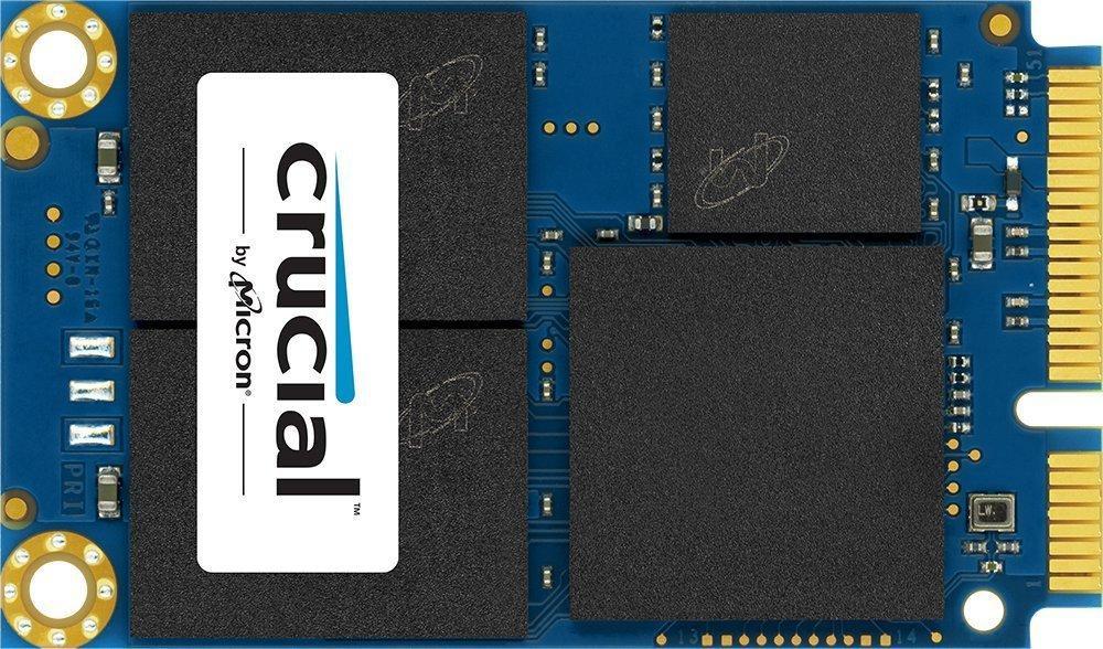 SSD Interne Crucial MX200 - 250 Go, mSATA