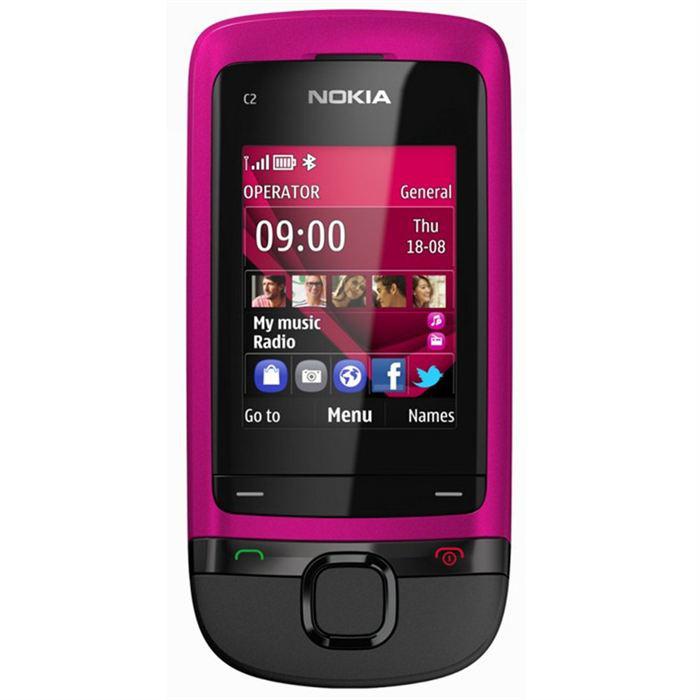 Vente Flash à 19h : Téléphone Fixe Alcatel Versatis XL360 Duo à 34.90€ et Téléphone Nokia C2-05 Rose